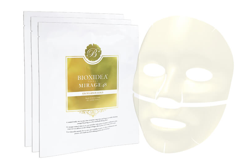 Bioxidea Miracle 48 Gold Mask
