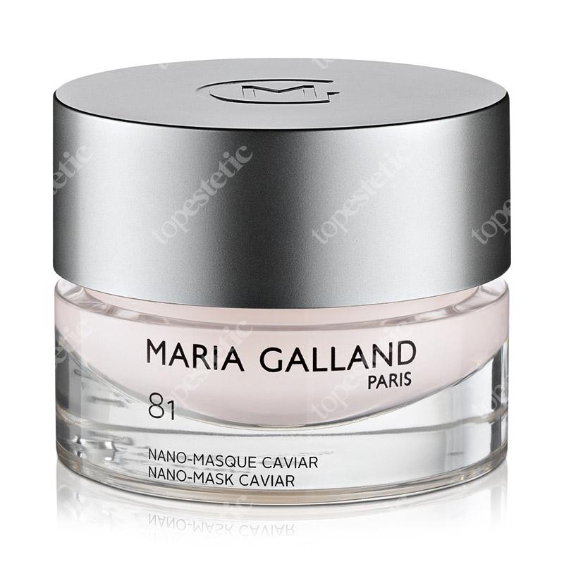 332e3d6369199 Maria Galland Nano Mask Caviar (81) Nano maska kawiorowa 50 ml ...
