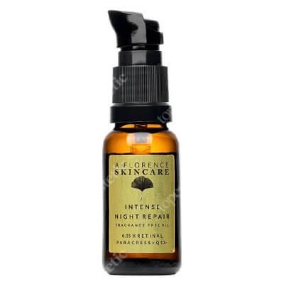 A.Florence Skincare Intense Night Repair Oil Intensywnie regenerujący olejek z retinalem 20 ml