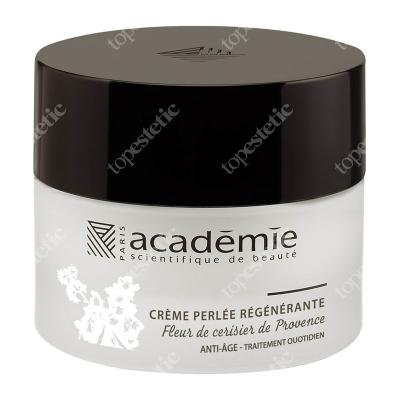 Academie Creme Perlee Regenerante Regenerujący krem perłowy z kwiatem wiśni prowansalskiej 50 ml