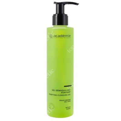 Academie Gel Demaquillant Purifiant Żel oczyszczający dla skóry wrażliwej 200 ml