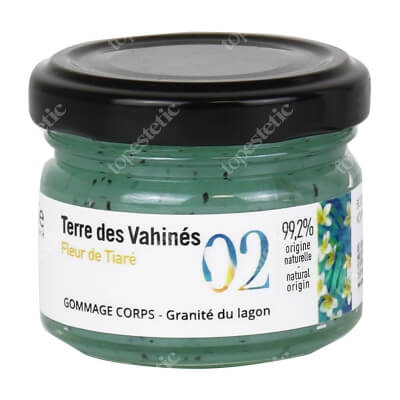 Academie Gommage Corps – Granite Du Lagon Polinezyjski peeling do ciała 60 ml
