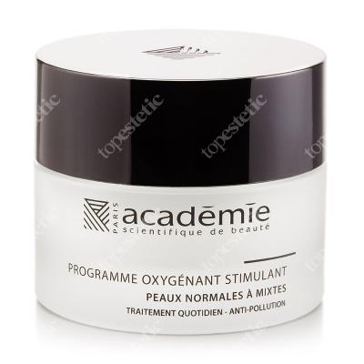 Academie Programme Oxygenant Stimulant Krem dotleniająco-stymulujący do skóry wrażliwej 50 ml