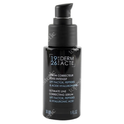 Derm Acte Serum Correcteur Rides Intensif Peptydowe serum liftingujące 30 ml