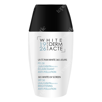 Academie 365 White UV Screen Anti Pollution SPF 50 UVA/UVB/PA++++ Krem ochronny 30 ml