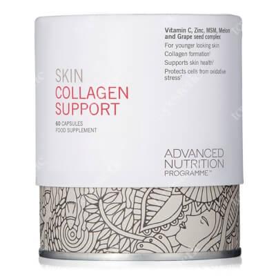 Advanced Nutrition Pr. Skin Collagen Support Koktajl witaminy C, cynku, MSM i ekstraktu z pestek winogron 60 tabl