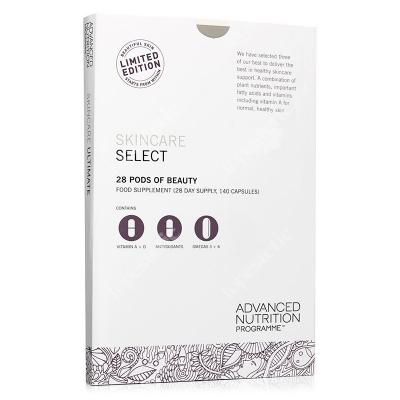 Advanced Nutrition Pr. Skincare Box Select 3 suplementy dla zdrowej skóry 84 kaps.