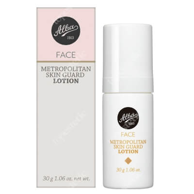 Alba1913 Metropolitan Skin Guard Lotion Miejski osłonowy lotion 30 g