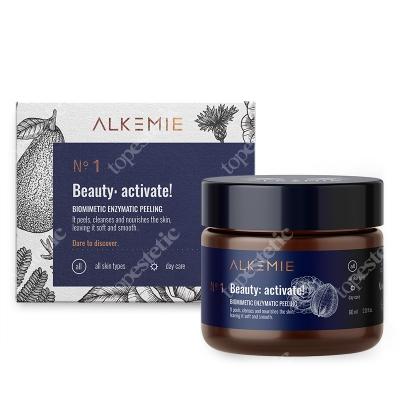 Alkemie Beauty Activate Biomimetyczny peeling enzymatyczny 60 ml
