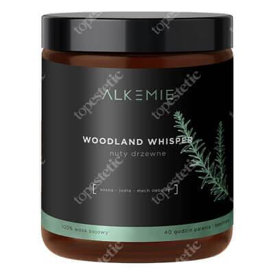 Alkmie Woodland Whisper Świeca sojowa 180 ml