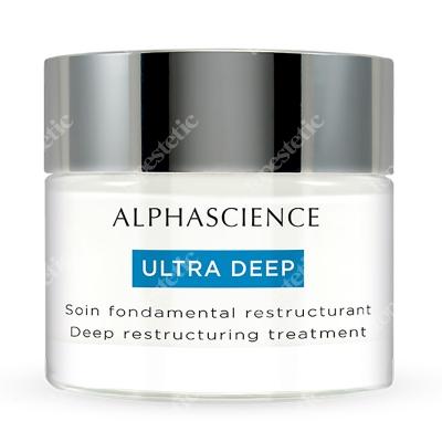 Alphascience Ultra Deep Krem głęboko regenerujący 50 ml
