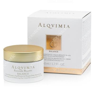 Alqvimia Essentially Beautiful Balance Cream Krem równoważący 50 ml