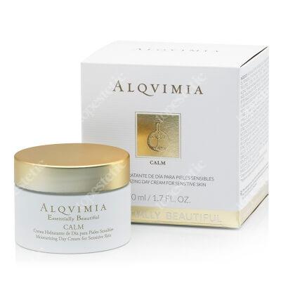 Alqvimia Essentially Beautiful Calm Cream Krem łagodzący 50 ml