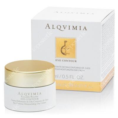 Alqvimia Essentially Beautiful Eye Contour Cream Krem na okolicęoczu 15 ml