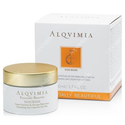 Alqvimia Essentially Beautiful Nourish Cream Krem odżywczy 50 ml