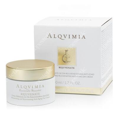 Alqvimia Essentially Beautiful Rejuvenate Cream Krem regenerujący 50 ml
