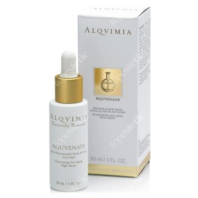 Alqvimia Essentially Beautiful Rejuvenate Serum Serum regenerujące 30 ml