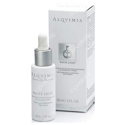 Alqvimia Essentially Beautiful White Light Serum Serum rozświetlające 30 ml