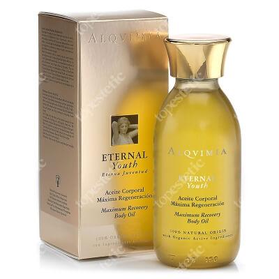 Alqvimia Eternal Youth Maximum Recovery Body Oil Olej do ciała, maksymalna regeneracja 150 ml
