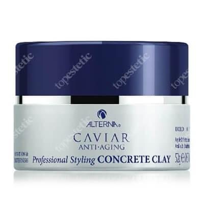 Alterna Caviar Contrete Clay Pasta mocno utrwalająca o matowym wykończeniu 52 g