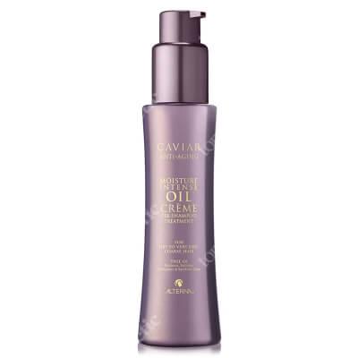 Alterna Caviar Moisture Intense Oil Creme Pre-Shampoo Kuracja do stosowania przed myciem włosów 125 ml