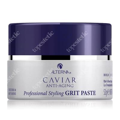 Alterna Caviar Style Grit Pasta średnio utrwalająca i naturalnie nabłyszczająca 52 g