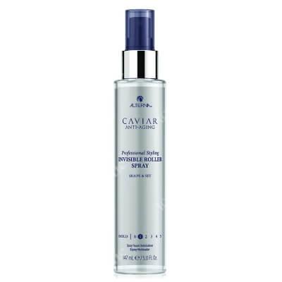 Alterna Caviar Style Invisible Roller Spray Spray konturujący i definiujący kształt fryzury 147 ml