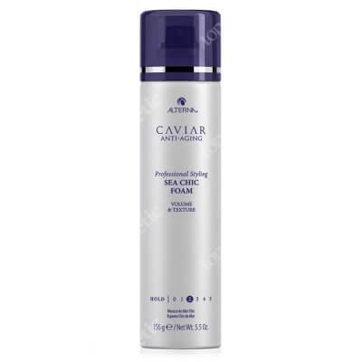 Alterna Caviar Style Texture Sea Chic Teksturyzujący spray w piance dodający objętości 160 g