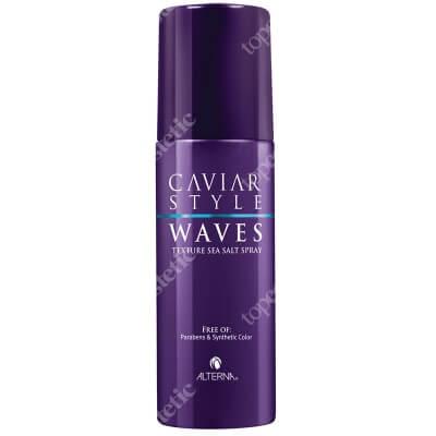 Alterna Caviar Style Texture Sea Salt Spray Lekka mgiełka teksturyzująca 147 ml