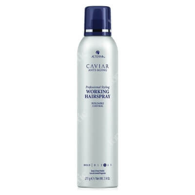 Alterna Caviar Working Hair Spray Odporny na wilgoć lakier do włosów 250 ml