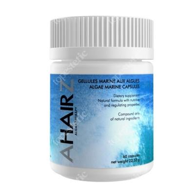 Andre Zagozda Algae Marine Capsules - Hair Kapsułki z mikronizowanymi algami morskimi 60 kaps.