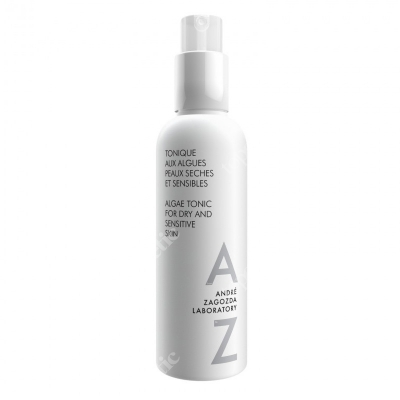 Andre Zagozda Algae Tonic For Dry And Sensitive Skin Ultra delikatna formuła o działaniu nawilżająco-łagodzącym
