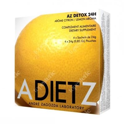 Andre Zagozda AZ Detox 24h - Diet Preparat wspomagający oczyszczanie organizmu 96 g