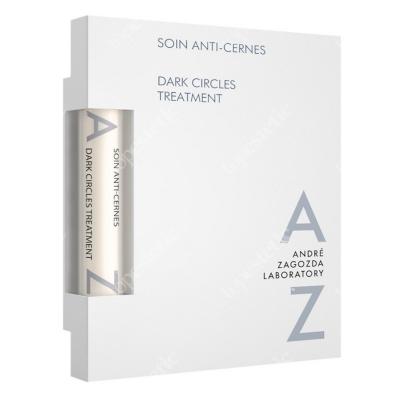 Andre Zagozda Dark Circles Treatment Skoncentrowana formuła pomagająca pozbyćsięcieni i worków pod oczami 2 g