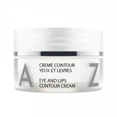 Andre Zagozda Eye And Lips Contour Cream Wielokierunkowo działający krem do codziennej pielęgnacji konturu oczu i ust 15 ml
