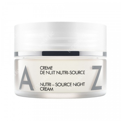 Andre Zagozda Nutri-Source Night Cream Regenerujący i liftingujący krem na noc z silnym kompleksem anti ageing 50 ml