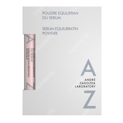 Andre Zagozda Sebum Equilibratig Powder Antybakteryjny puder redukujący niedoskonałości 2 g
