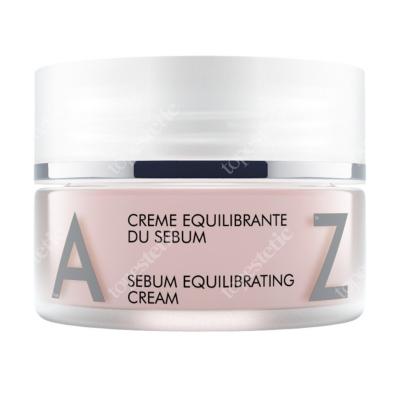 Andre Zagozda Sebum Equilibrating Cream Krem redukujący niedoskonałości i równoważący wydzielanie sebum