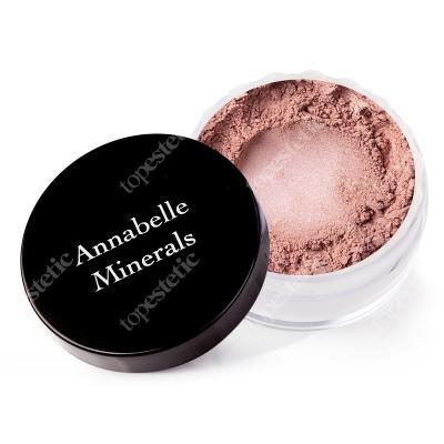 Annabelle Minerals Blush Peach Glow Róż mineralny (kolor Peach Glow) 4 g