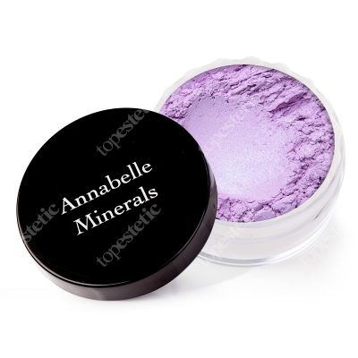 Annabelle Minerals Eyeshadows Lilac Cień mineralny (kolor Lilac) 3 g