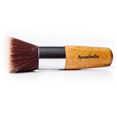 Annabelle Minerals Flat Top Pędzel do nakładania podkładu mineralnego