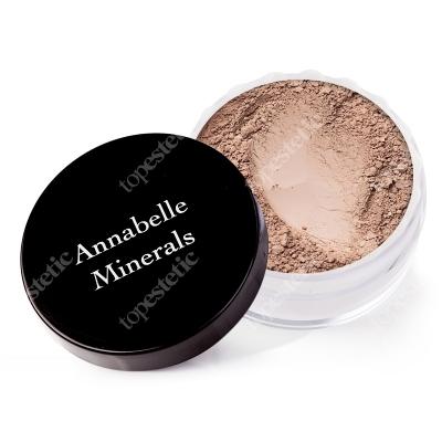 Annabelle Minerals Foundations Golden Dark Podkład rozświetlający (kolor Golden Dark) 10 g