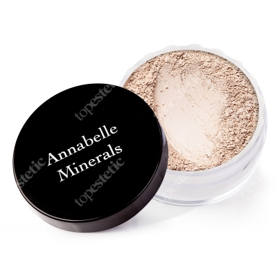 Annabelle Minerals Foundations Golden Fair Podkład rozświetlający (kolor Golden Fair) 4 g