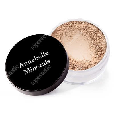 Annabelle Minerals Foundations Golden Light Podkład rozświetlający (kolor Golden Light) 4 g