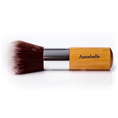Annabelle Minerals Kabuki Pędzel do podkładu i pudru mineralnego
