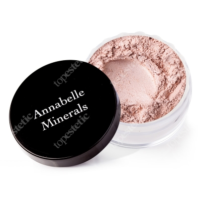 Annabelle Minerals Mineral Highlighter Rozświetlacz mineralny (kolor Diamond Glow) 4 g