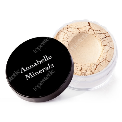 Annabelle Minerals Mineral Highlighter Rozświetlacz mineralny (kolor Royal Glow) 4 g