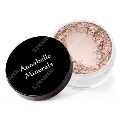 Annabelle Minerals Foundations Natural Light Podkład matujący (kolor Natural Light) 10 g