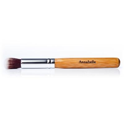 Annabelle Minerals Pędzelek Mini Kabuki Do nakładania sypkich cieni