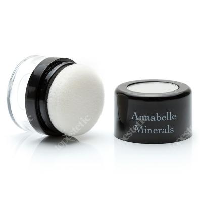 Annabelle Minerals Pojemniczek Z Gąbką Umożliwia aplikacjębez użycia pędzla